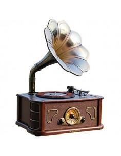 Giradischi Vintage Grammofono